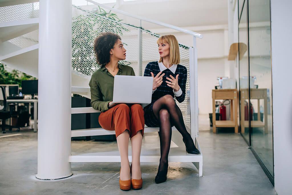 megoldás együtt készülni az interjúra